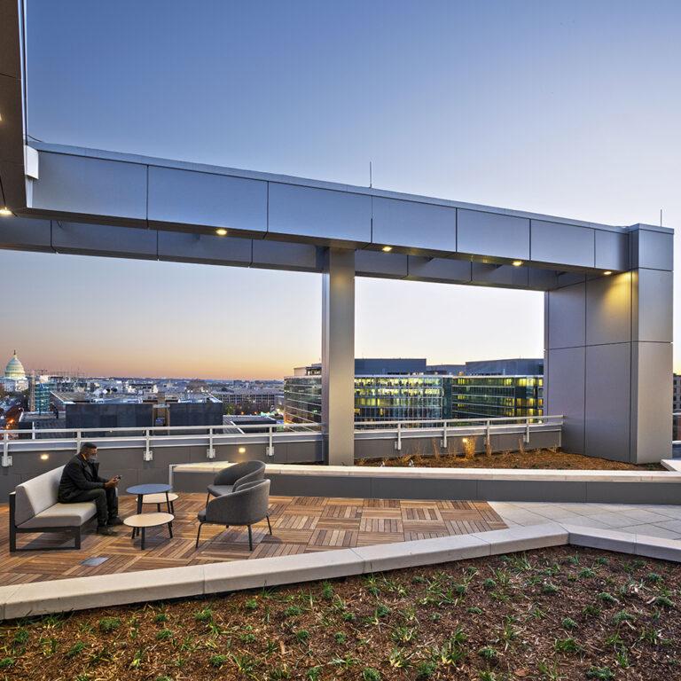 Capitol Vista - Rooftop